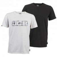 JCB Essential Twin Pack T-Shirts