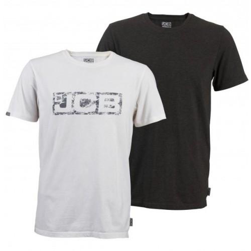 JCB Essential Twin Pack T-Shirts