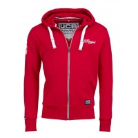 JCB Limited Edition Red Hoodie