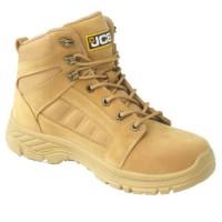 JCB Loadall Honey Safety Boots