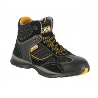 JCB Rock Mid Cut Safety Boots