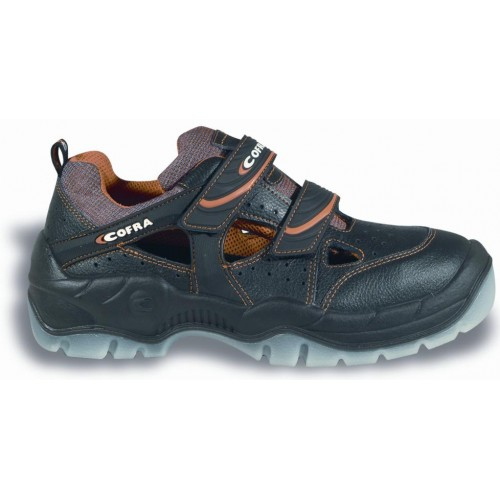 Cofra Malmoe Safety Sandal With Steel Toe Cap