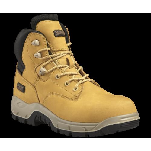 Magnum Sitemaster Honey Safety Boots Composite Toe Caps & Midsole Mens
