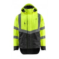 Mascot Workwear Harlow Hi-Vis Outer Shell Jacket