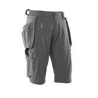 Mascot Advanced Grey Craftsmen's Shorts