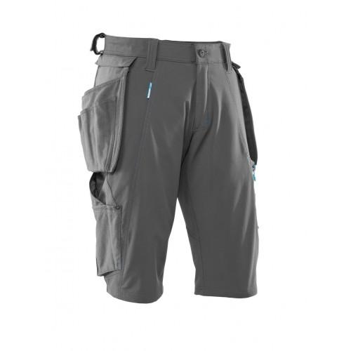 Mascot Advanced Grey Craftsmen's Shorts
