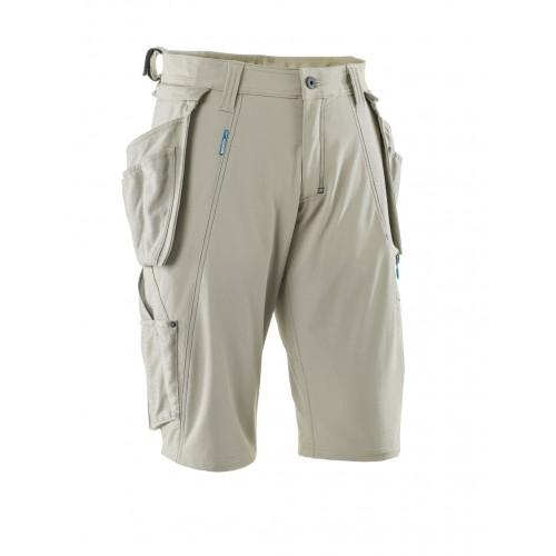 Mascot Advanced Khaki Craftsmen's Shorts