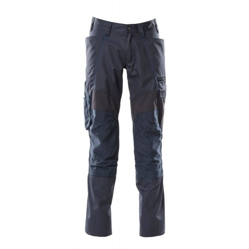 Mascot Accelerate 18579 Trousers Stretch Zones with Knee Pad Pockets