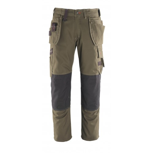 Mascot Lindos Craftsmens Frontline Range Workwear Trousers