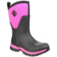 Muck Boots Arctic Sport Mid Wellington Waterproof  Muckboots Ladies