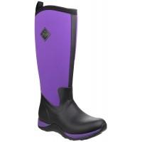 Muck Boots Arctic Adventure Purple Ladies Wellingtons