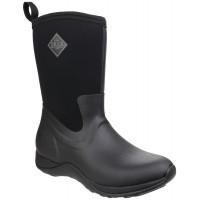 Muck Boots Arctic Weekend Ladies Black Wellingtons