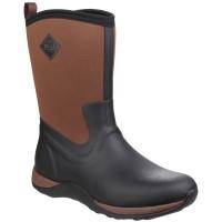 Muck Boots Arctic Weekend Wellingtons, Waterproof  Muckboots Ladies 3 - 9 Tan