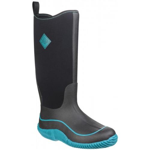 Muck Boots Hale Ladies Blue Wellingtons