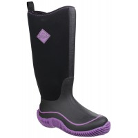 Muck Boots Hale Ladies Purple Wellingtons