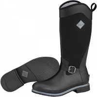 Muck Boots Reign Tall Ladies Black Equestrian Riding Boots