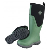 Muck Boots Arctic Sport Tall Wellington Waterproof  Muckboots Ladies 3 - 9 Green