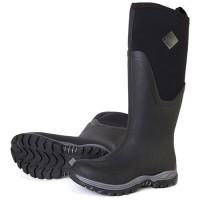Muck Boots Arctic Sport Tall Wellington Waterproof  Muckboots Ladies 3 - 9 Black