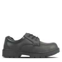 Amblers FS38C Black Safety Shoes