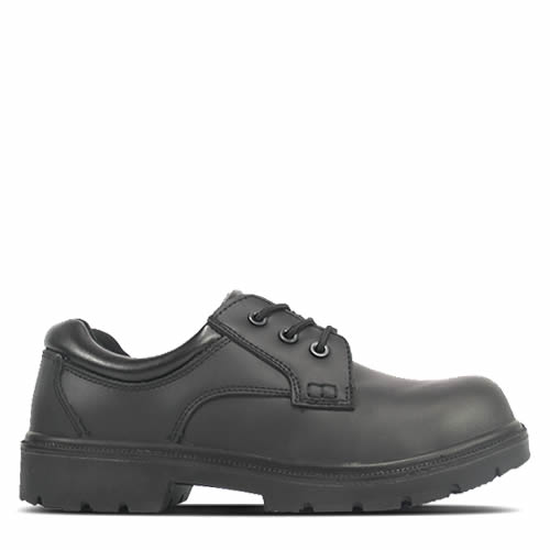 Amblers FS38C Black Safety Shoes
