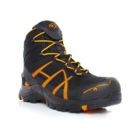 Haix Black Eagle Black/Orange GORE-TEX ESD Safety Boots 610017