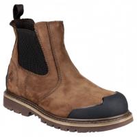 Amblers FS225 Waterproof Dealer Boots Steel Toe Caps Midsole