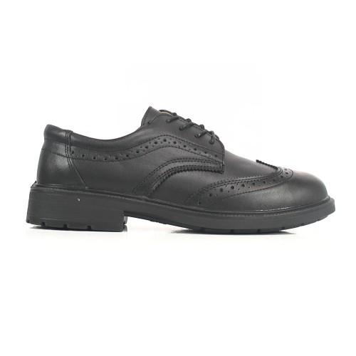 Amblers FS44 Black Brogue Safety Shoes
