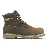Amblers FS164 Safety Boots With Steel Toe Caps & Midsole 4-13