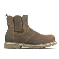 Amblers FS165 Brown Dealer Safety Boots