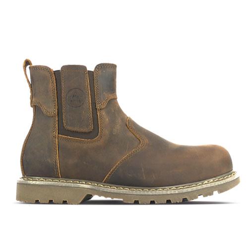 Amblers FS165 Brown Dealer Safety Boots