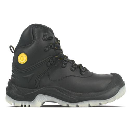 Amblers Waterproof Black Safety Boots FS198