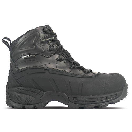 Amblers Orca Black Waterproof Safety Boots FS430
