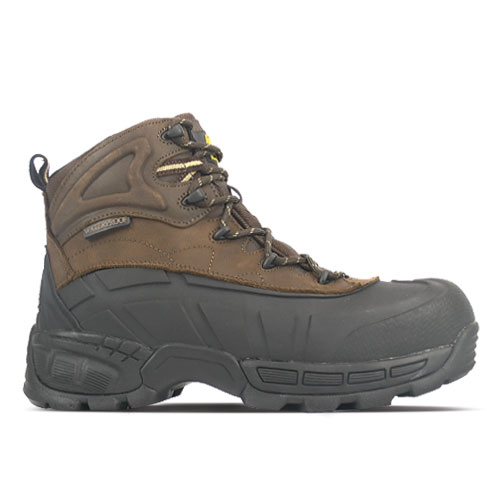 Amblers Brown Orca Waterproof Safety Boots FS430