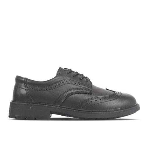 Amblers FS44 Brogue Safety Shoes Steel Toe Caps Composite Midsole
