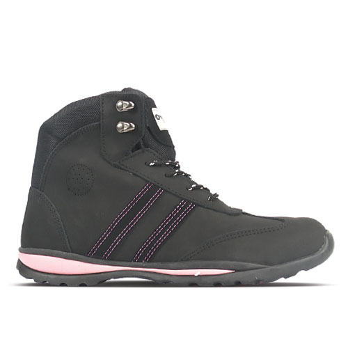 Amblers FS48 Ladies Safety Boots With Steel Toe Cap & Midsole