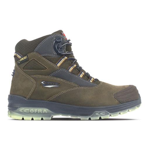 Cofra Michelangelo Brown GORE-TEX Safety Boots