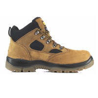 DeWalt Challenger 3 Safety Boots Sympatex Brown Waterproof Hiker Boots