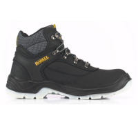 Dewalt Laser Safety Boots Steel Toe Caps and Midsole