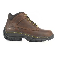 Dr Martens Tred Brown Waxy Leather Chukka Work Boots 6905