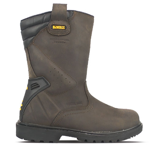 DeWalt Rigger 2 Safety Boots Steel Toe Caps & Midsole