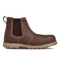 Apache Flyweight Brown Dealer Safety Boots