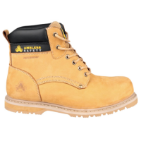 Amblers FS147 Waterproof Safety Boots With Steel Toe Caps & Midsole
