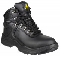 Amblers FS218 Waterproof Safety Boots With Steel Toe Caps & Midsole