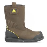 Amblers Waterproof Rigger Boots FS223