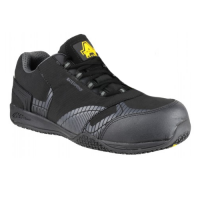 Amblers FS29C Safety Trainers Composite Toe Caps & Midsole Metal Free
