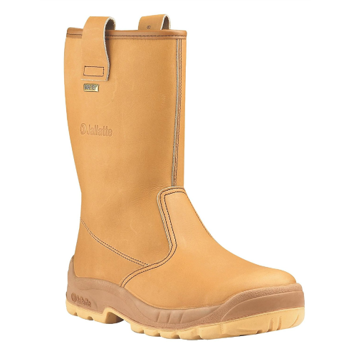 Jallatte Jalfrigg Rigger Boots Composite Toe Caps & Midsole Metal Free