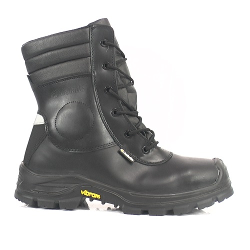 Jallatte Jalarcher Black Safety Boots