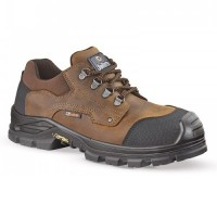 Jallatte Jalkhaya Safety Shoes with Composite Toe Caps & Steel Midsole