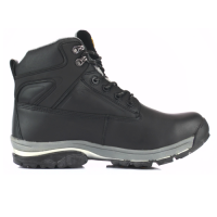 JCB Fasttrack B Safety Boots With Steel Toe Caps & Midsole