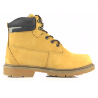 JCB Protect Safety Boots Honey With Steel Toe Caps Midsole